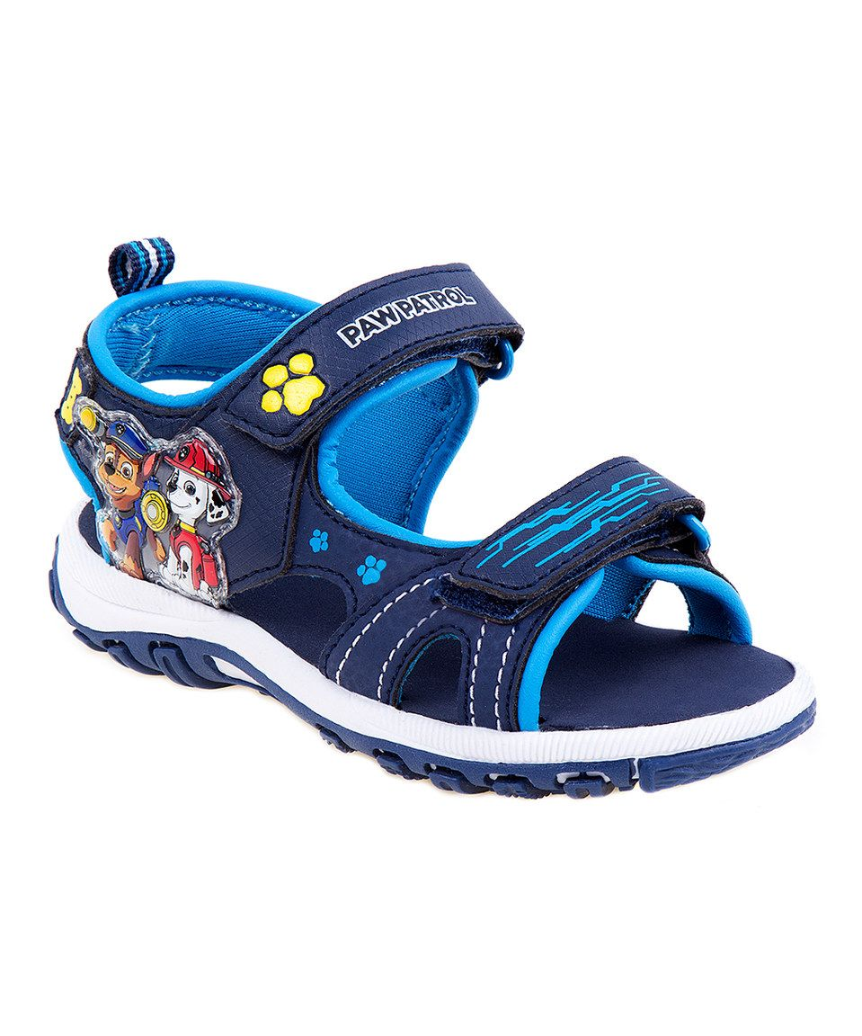 1299e5699ead Loving this PAW Patrol Sandals - Toddler   Boys on  zulily!  zulilyfinds