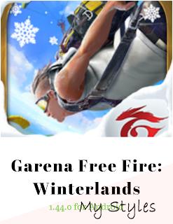 Garena Free Fire Winterlands Apk Free Games Ps4 Game Development Company New Survivor Fire