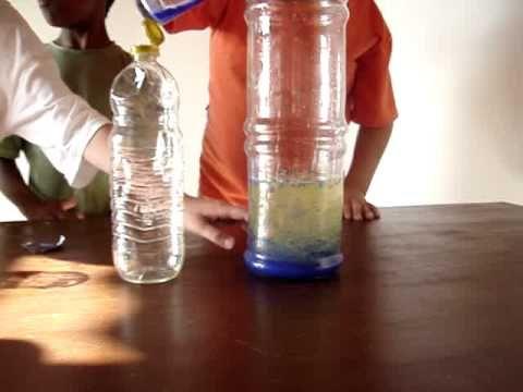 Como fazer um abajur de lava