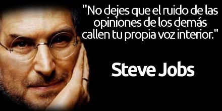 Imágenes Con Frases De Steve Jobs De Reflexión E Inspiración