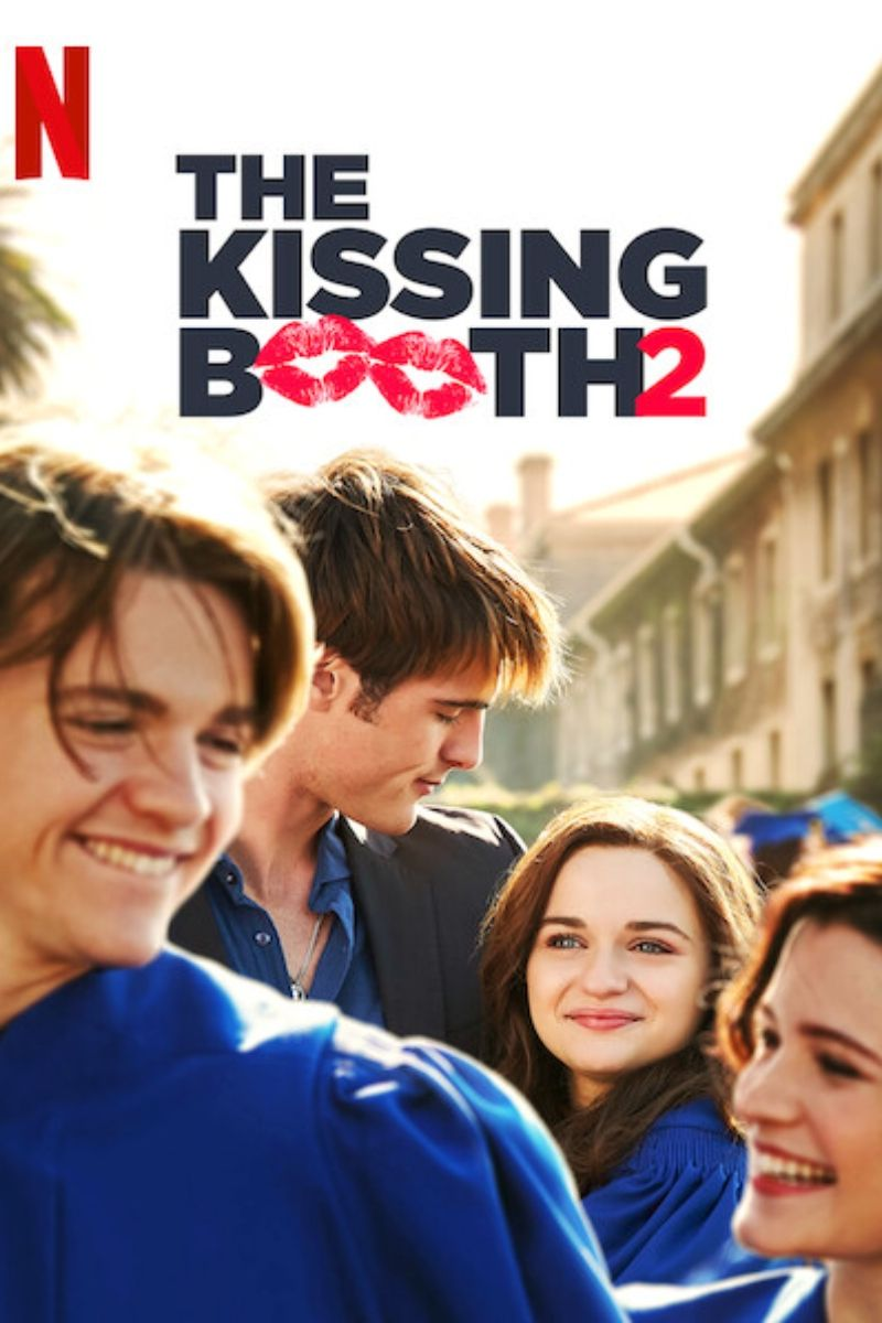 The Kissing Booth 2 Streaming : kissing, booth, streaming, Ellis, Tuesday
