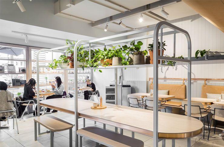 Image Result For The Crux And Co Melbourne Cafe Interior Coffee Shops Interior Bar Restaurant Interior