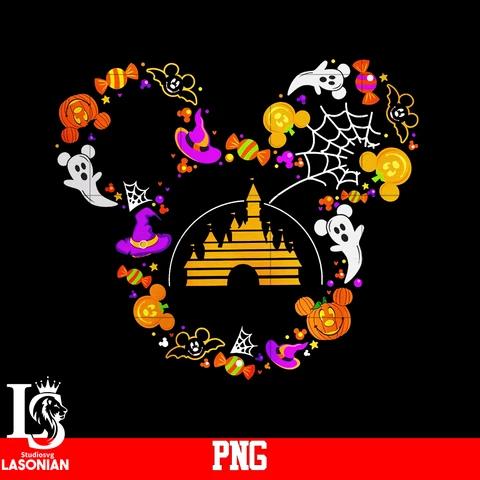 Mickey Disney PNG file