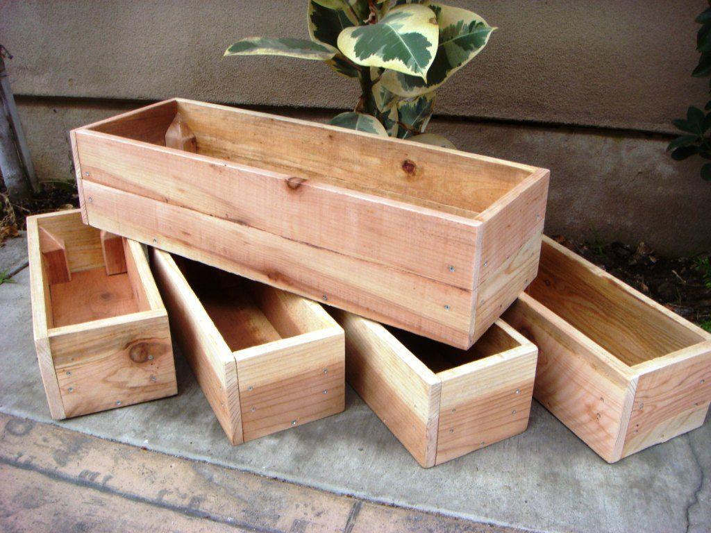 70 DIY Planter Box Ideas Modern Concrete, Hanging, Pot