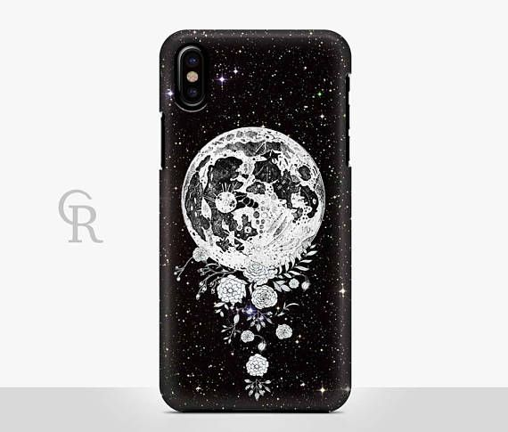 coque iphone 8 plus moon