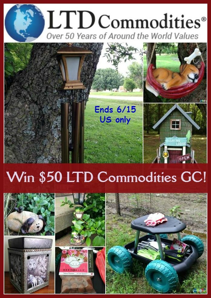 ltd commod collage giveaway