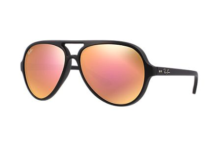 Ray-Ban RB4125 unisex 12  - CATS 5000 FLASH LENSES SUN   Official Ray-Ban Online Store