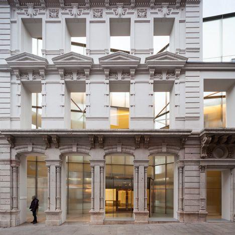 Museo bellas artes i asturias francisco mangado - Arquitectos oviedo ...