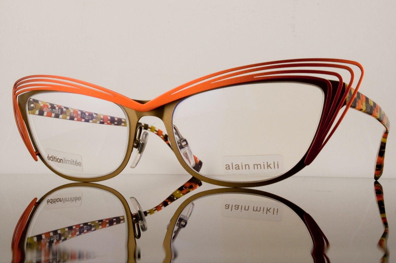 Alain Mikli Eyeglasses AL1291 col. MOCK   Limited Edition ... 8643a2b71de5