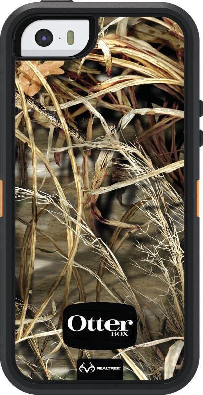Otterbox iPhone 5 5S SE Defender Case Realtree® Camo - Max 4HD ... 222f5c238161