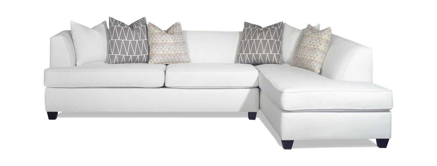 Milano 2 Piece Sectional by Rachael Ray | HOM Furniture