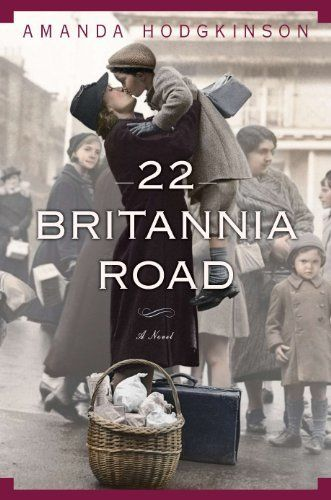 Right now 22 Britannia Road by Amanda Hodgkinson is $1.99