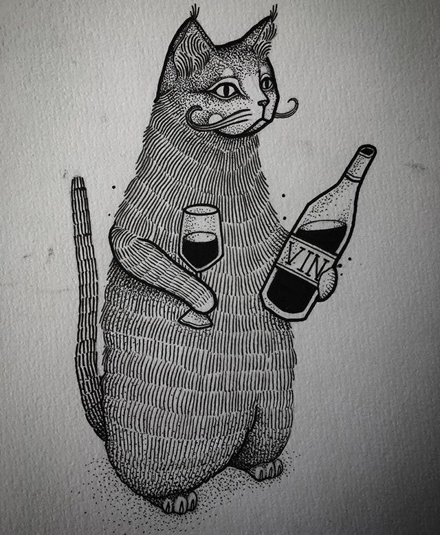 Pin By Nick Porter On Ink Cat Tattoo Cat Art Cat Tatto