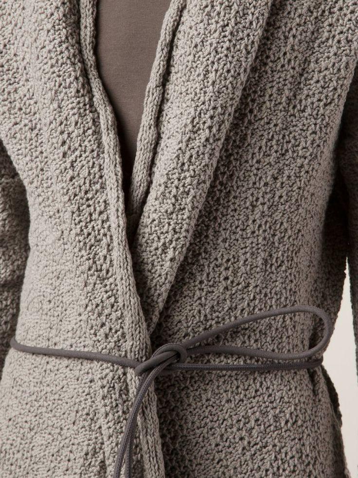 DANIEL ANDRESEN - 'Tully' Knit - TULLY GREIGE - H. Lorenzo: