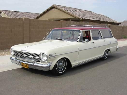 62 63 Nova Wagon Jpm Entertainment Chevy Nova Wagon Chevy Nova Chevy
