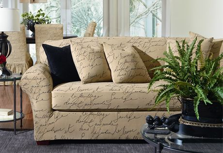 Today 129 99 Sure Fit Slipcovers Stretch Pen Pal By Waverly Separate Seat Sofa Could Use On The Green To Save Wall Left Of Tv