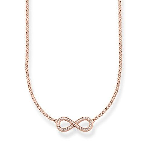 Thomas sabo kette rose gold