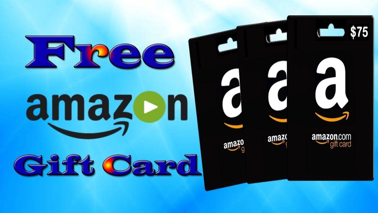 Free amazon gift cards amazon free gift card amazon