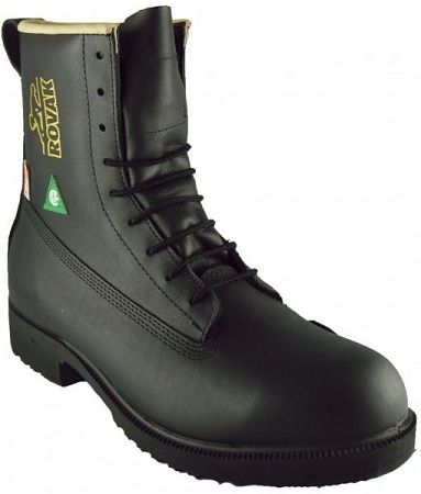 Royer All Leather Linemens Safety Boot 40238x Boots Safety Boots Leather