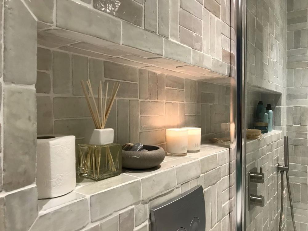 Modern-Oosterse badkamer: eindresultaat - Eigen Huis en Tuin ...