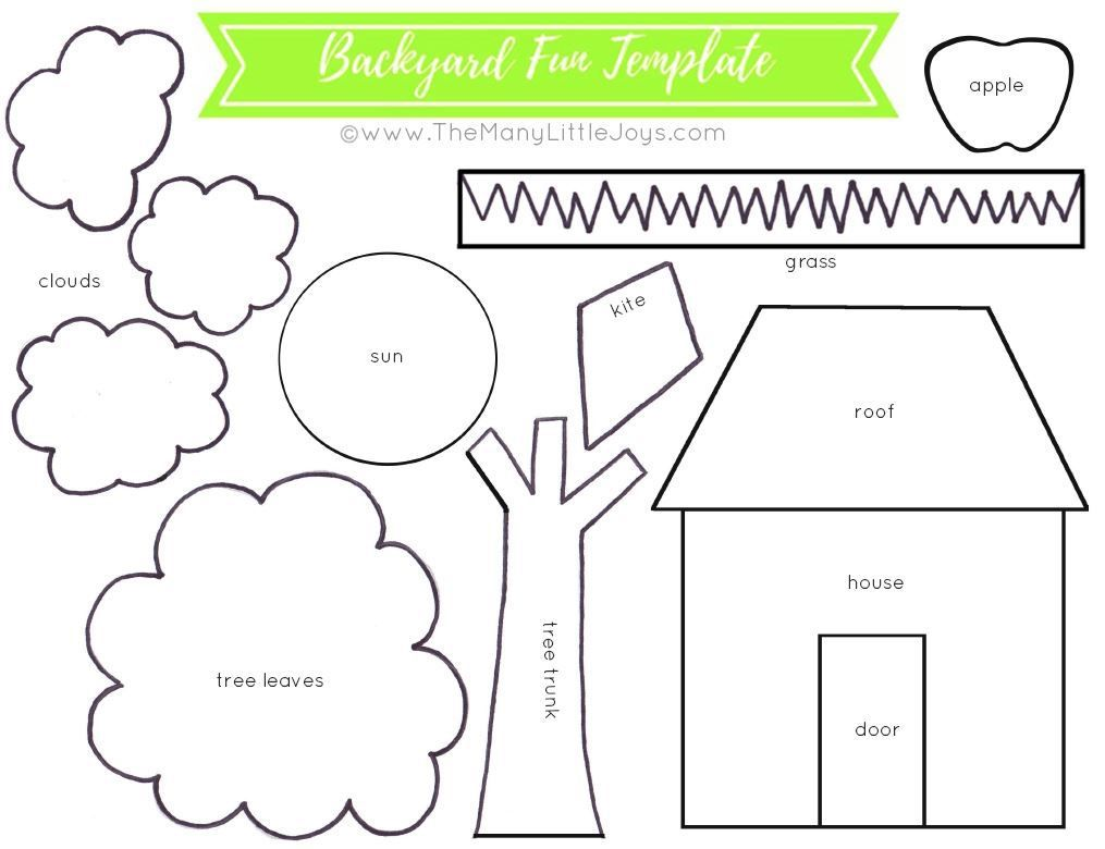 Travel felt board quick tutorial free printable for Quick will template
