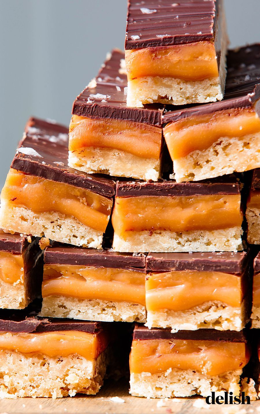 Millionaire Shortbread Is Pretty Much A Homemade TwixDelish