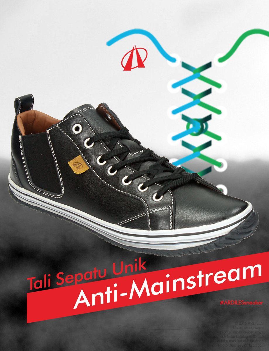 Ardiles Sneakers Lovers Kalau Kamu Bosan Dengan Model Tali