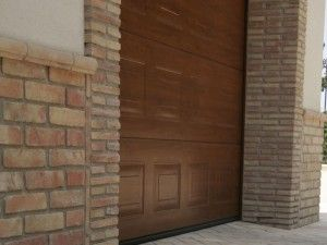 Zocalos de ladrillo zocalos de ladrillo visto puertas de casa con encanto ladrillo r stico - Ladrillo visto rustico ...