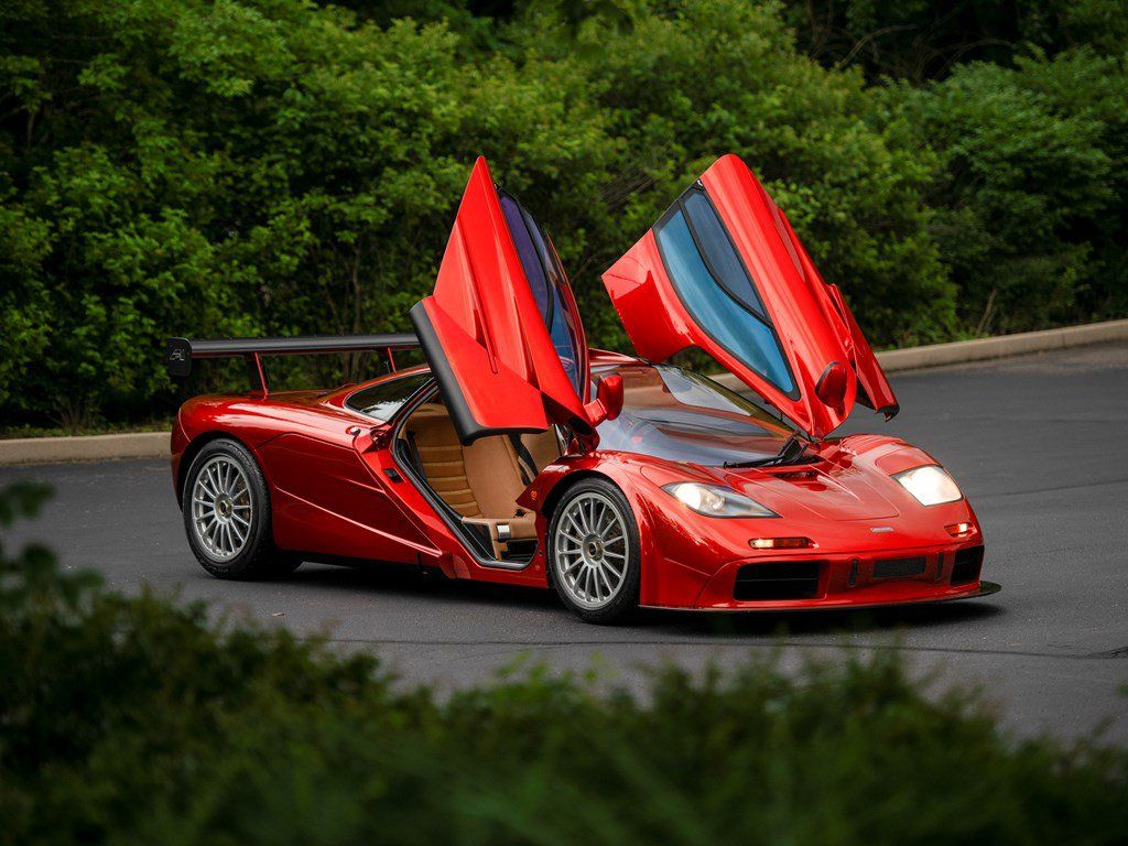 Ultra Rare Mclaren F1 Lm Spec For Sale By Rm Sotheby S New Private