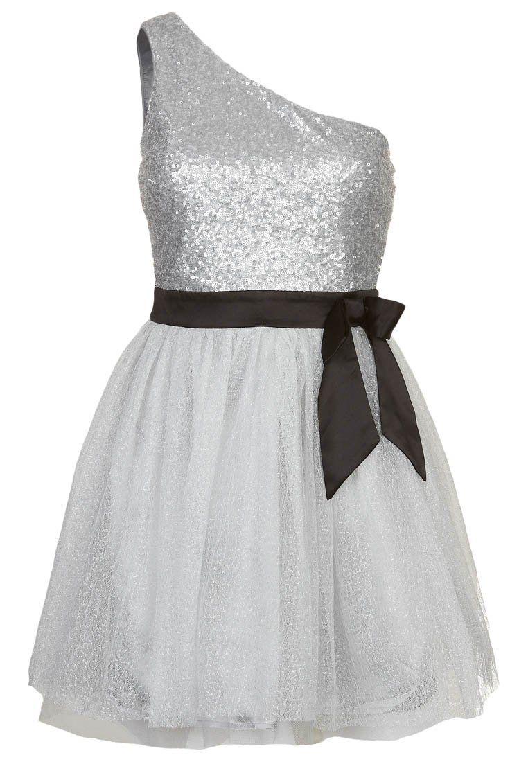 cocktailkjole - sølv. | cocktailkleid, festliches kleid, kleider