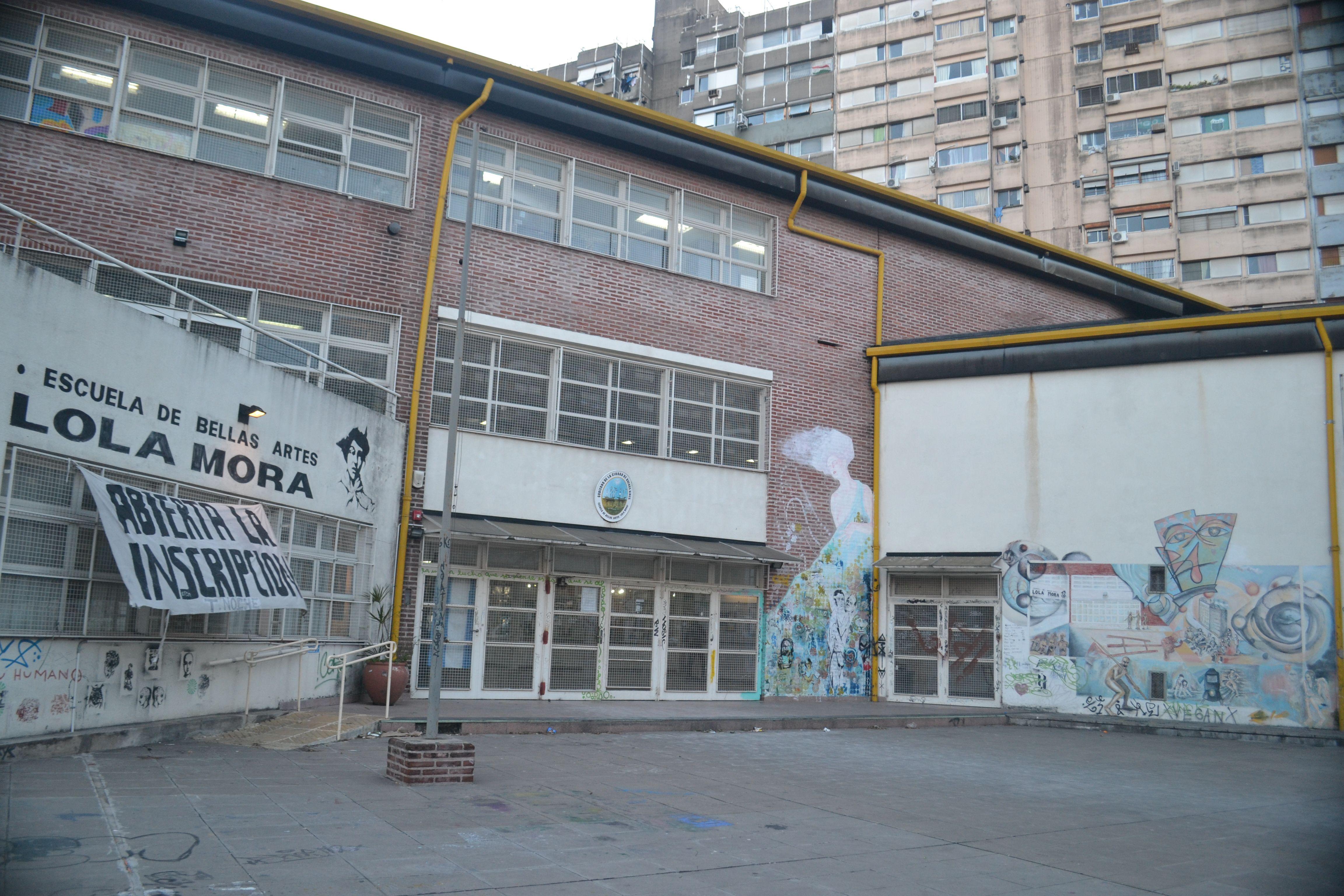 Escuela de Bellas Artes Lola Mora http://infololamora.blogspot.com.ar/