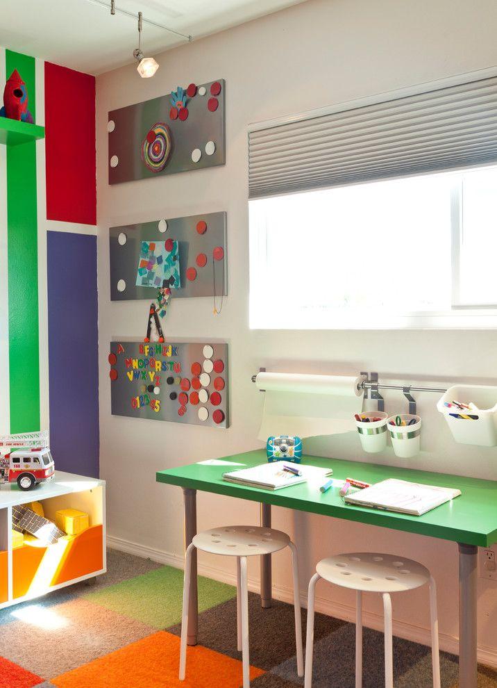 20 Marvelous Midcentury Kids Room Design Ideas Pinterest Kids s