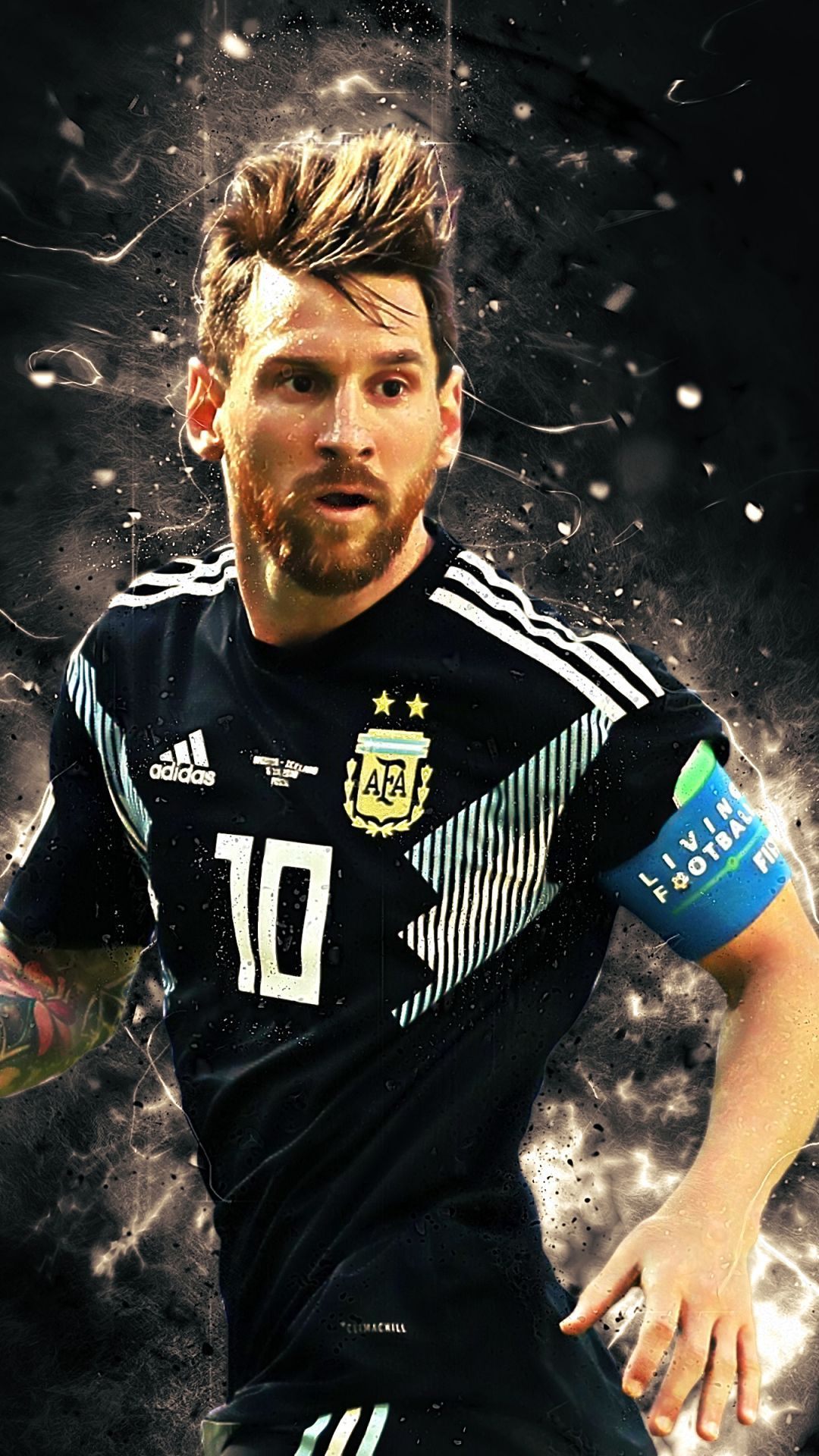 Home Screen 2020 Messi Wallpaper 2020