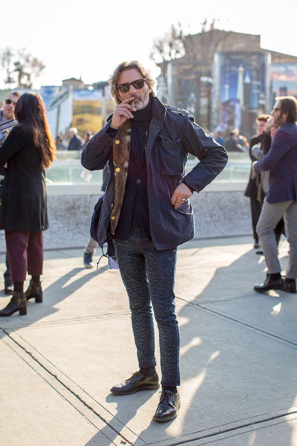 時計スナップ In Pitti Uomoの画像 Elements Of Style Handsome