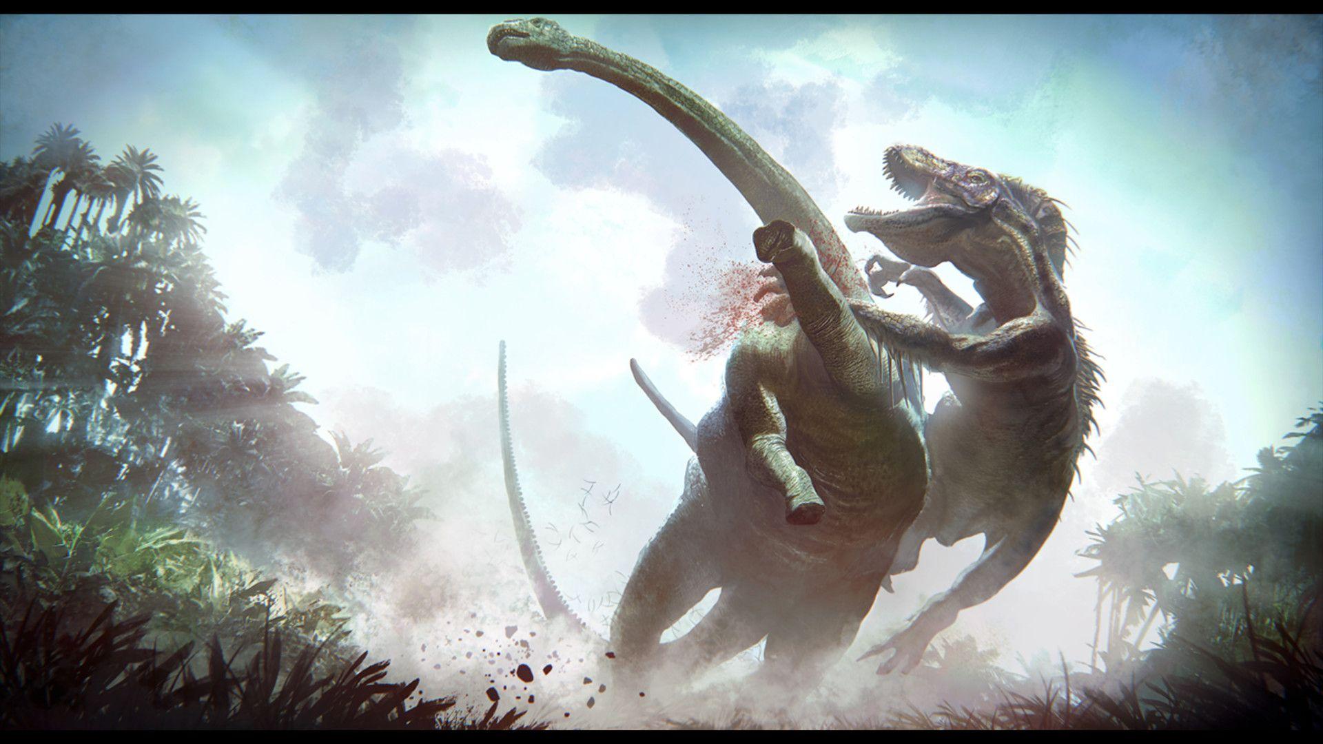 Jurassic World Concept Art Jurassic world, New jurassic