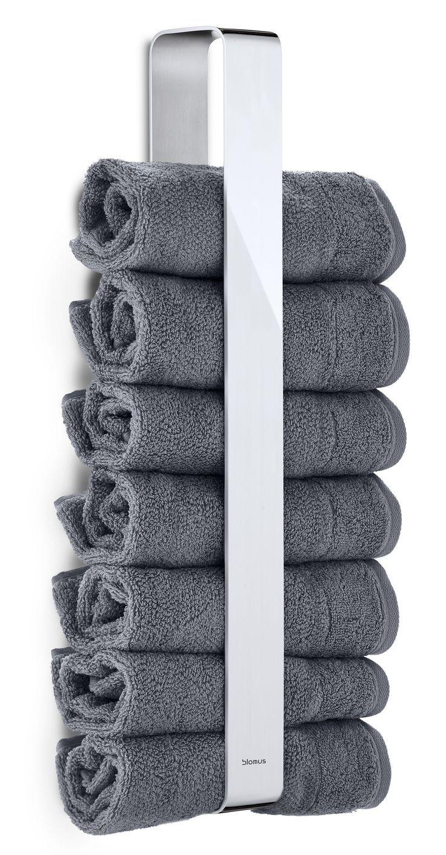 handtuchhalter aus edelstahl  poliert  handtuchhalter
