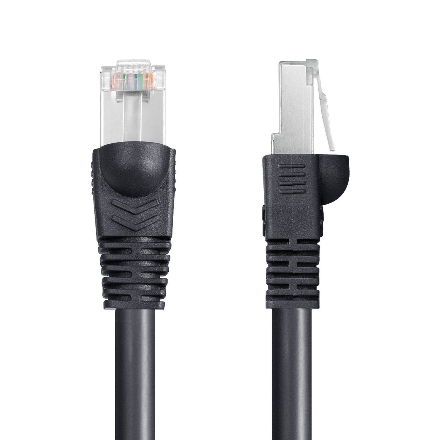 Outdoor Ethernet 15ft Cat6 Cable Imonta Shielded Grounded Uv Resistant Waterproof Buried Able Network Cord Ad Diy Modern Furniture Cat6 Cable Uv Resistant