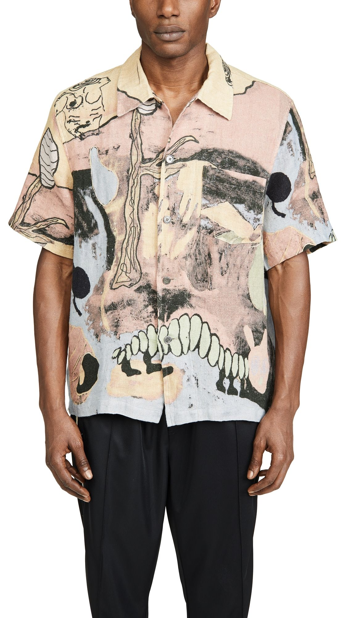 874b4bd3 OUR LEGACY SHORT SLEEVE BOX SHIRT. #ourlegacy #cloth | Our Legacy ...