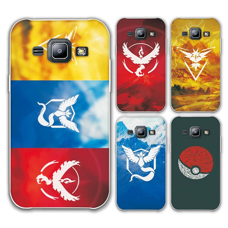 New Phone Case For Samsung Galaxy J2 Prime Game Pokemons Go Colorful Drawing Case Cover For Samsung J2 Prime Plastic Fundas Capa Phone Cases Phone Case