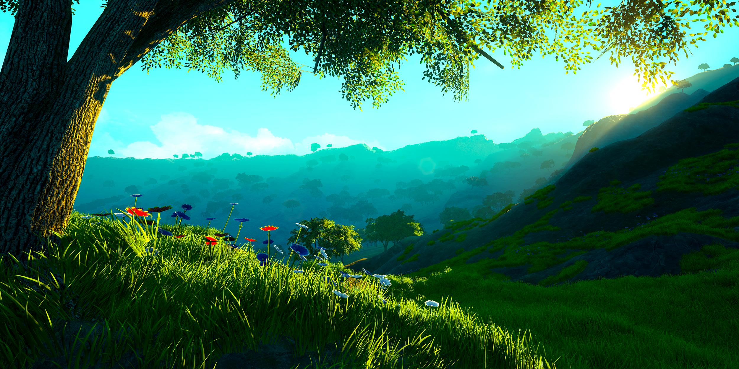 Epic Landscape Production Fantasy landscape, Landscape, Epic