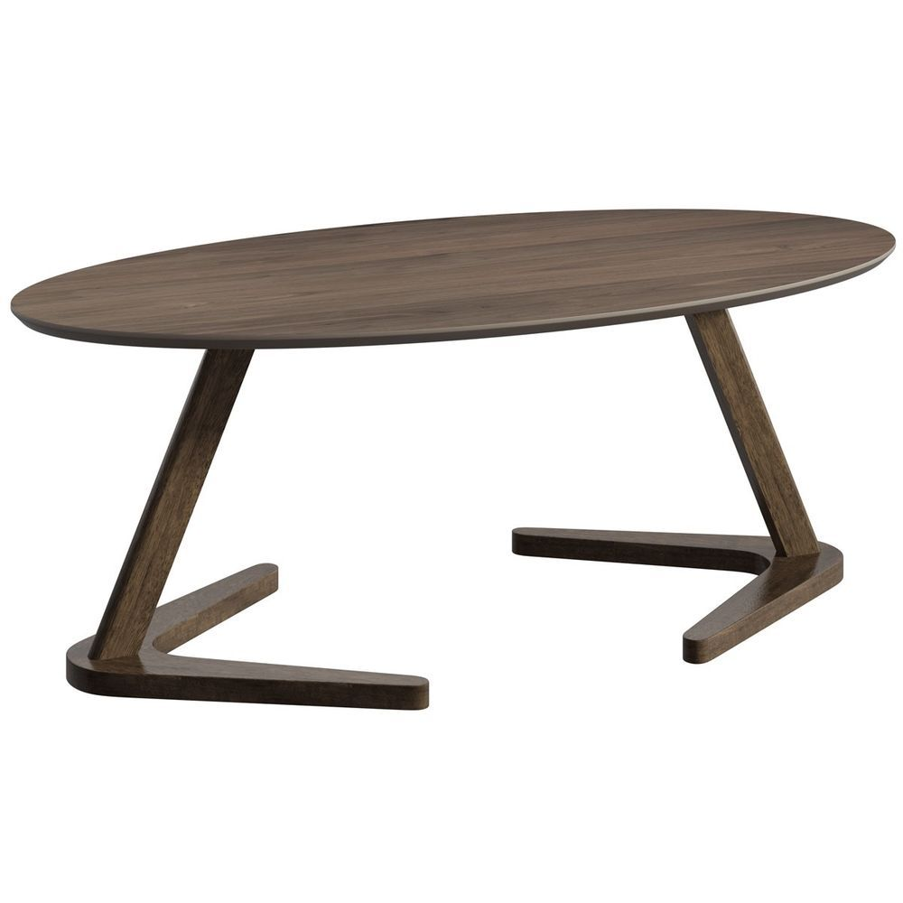 Details about reeves logan walnut coffee table geotapseo Images