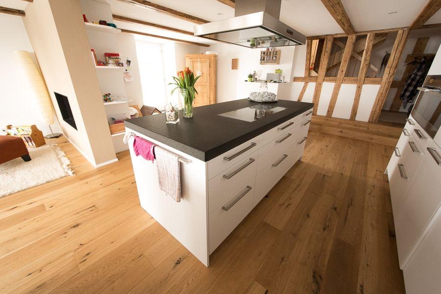 Küchensanierung in Bauernhaus - Küchen - Individualbau AG – Martin ...