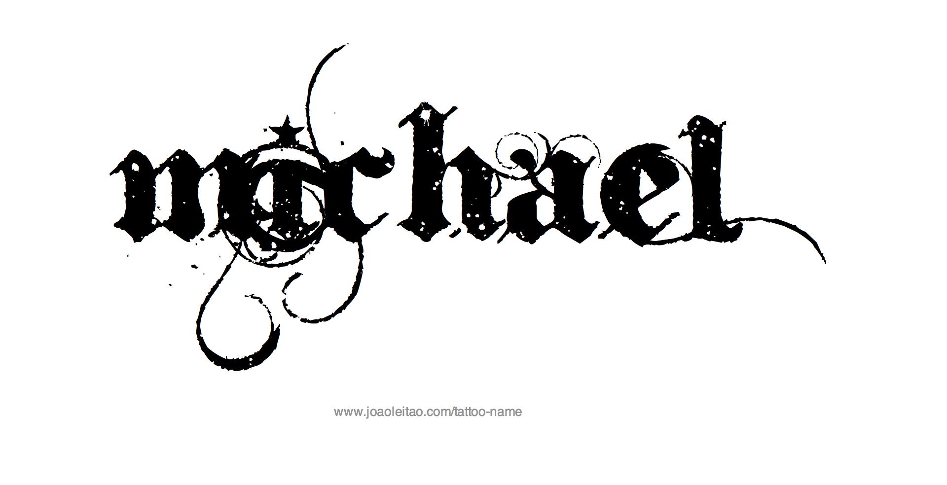 Michael Name Tattoo Designs Name Tattoos Name Tattoo Designs Name Tattoo