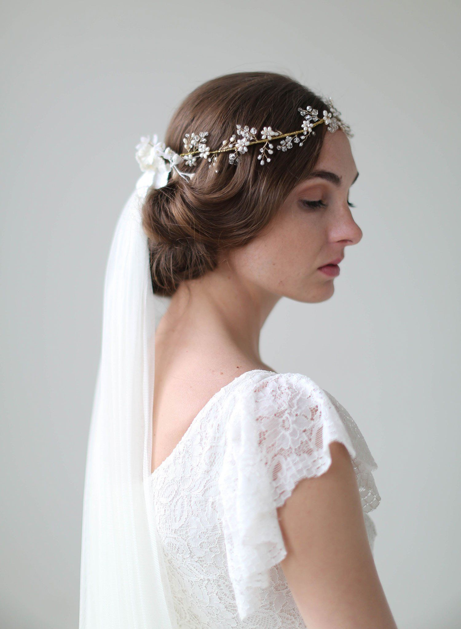 Výsledek obrázku pro veil wedding | Dagmar klobouky. | Pinterest