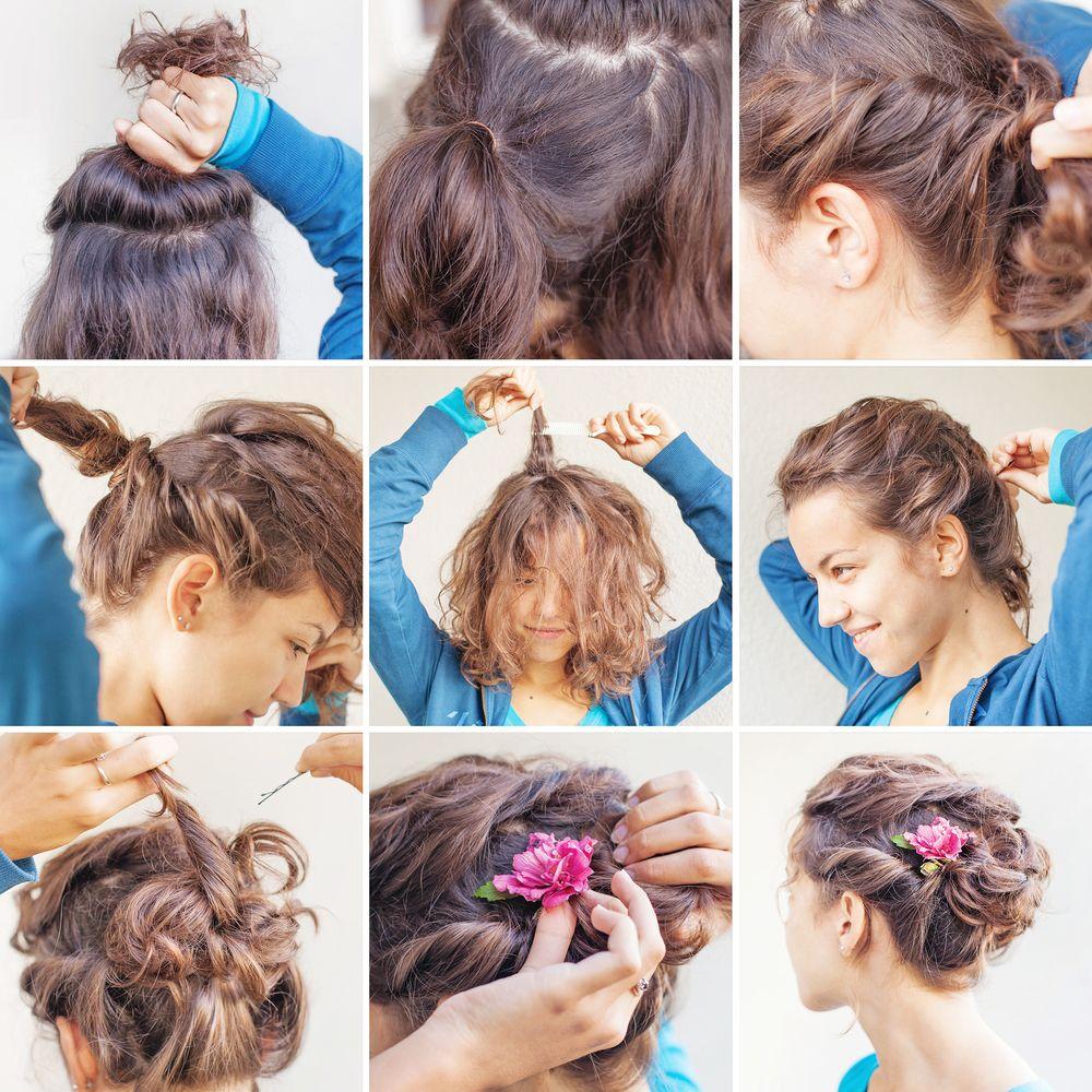 Fotos: Peinados Fáciles De Hacer