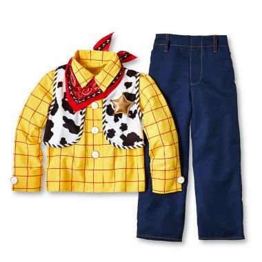 0fda71321902 Disney Woody Costume - Boys 2-8 found at  JCPenney  36 no boots hat or belt