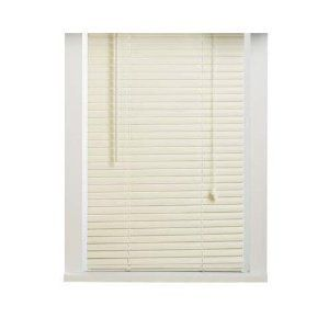 New 1 Alabaster Bone Vinyl Mini Blind 36 Wide X 72 Long By Achim 10 77 Easy To Install Operate Shorten And Clean Vinyl Mini Blinds Blinds Mini Blinds