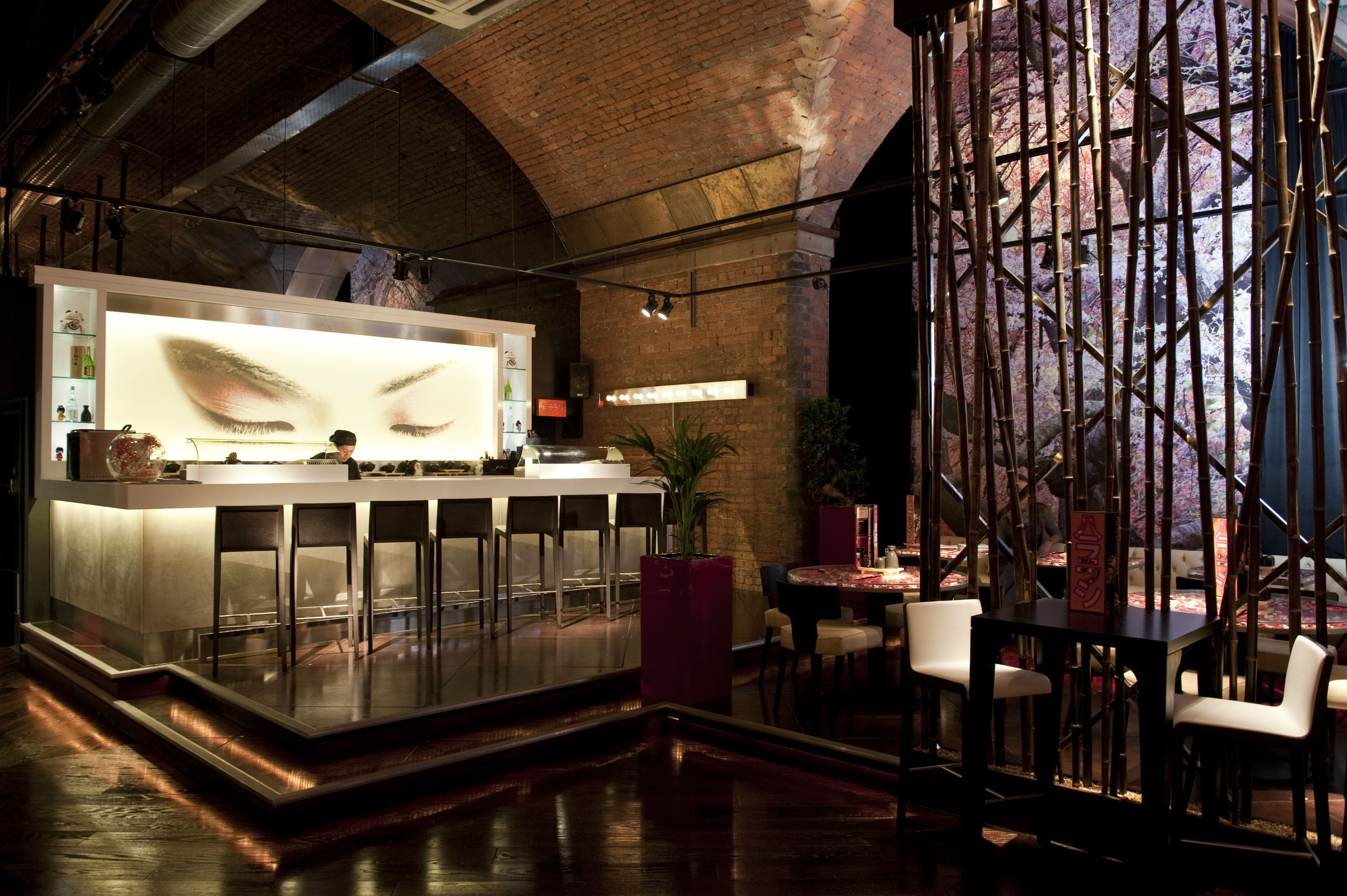Designed By Julian Taylor Design Associates For Eclectic Bars