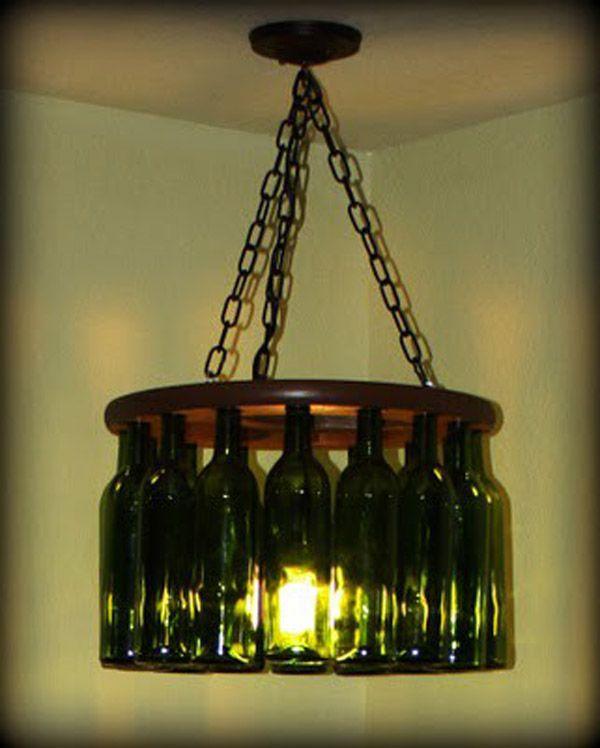 Wine bottle diy 5 things to make diy chandelier chandeliers and wine bottle diy 5 things to make bob vila aloadofball Gallery