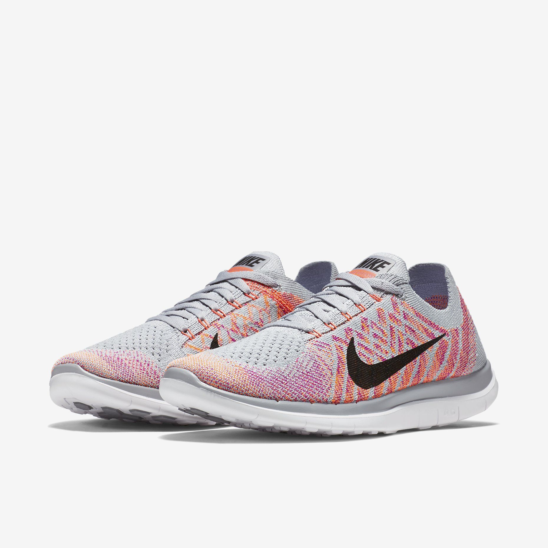 huge discount e1334 01b36 hot nike free 4.0 flyknit womens running shoe. 1cec2 7104f